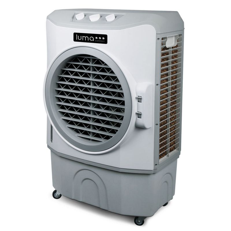 Luma Comfort High Power Evaporative Cooler, White thumbnail